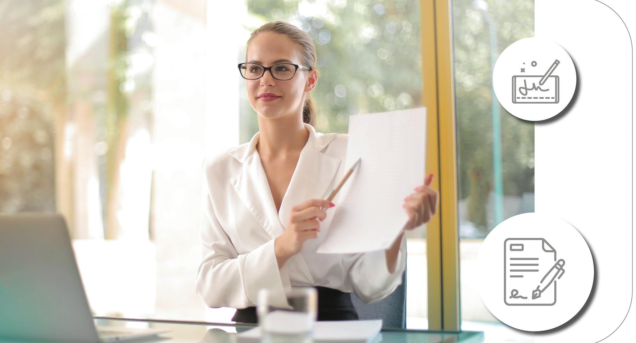 kontraktstyring løsning