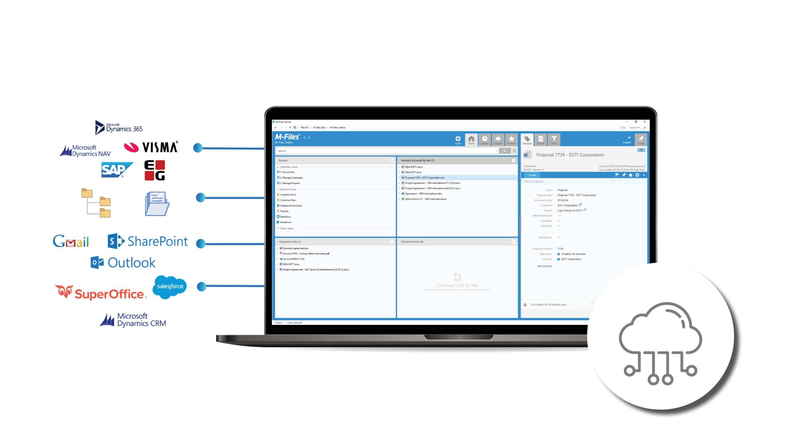 dokumenthåndteringssystem