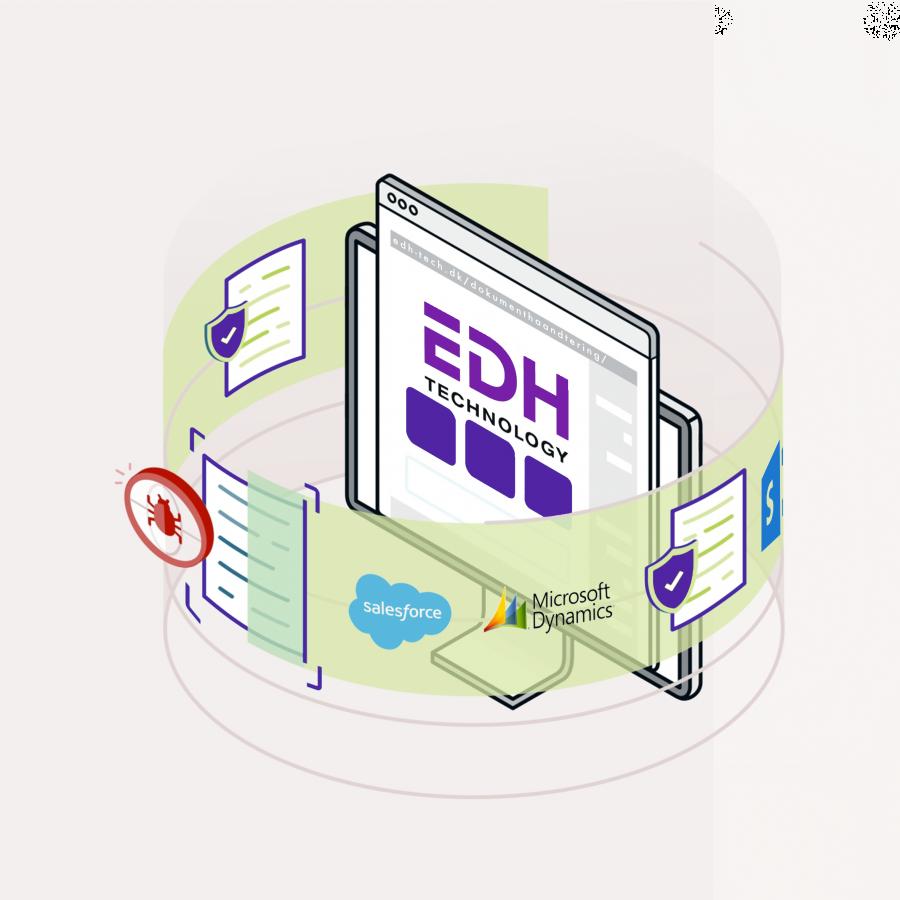 Fakturahåndtering og Dokumenthåndtering løsninger